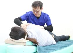 坂戸市めがね接骨院:インナーマッスル調整×トリガーポイント調整